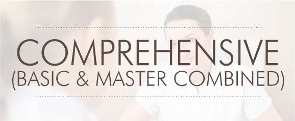 comprehensive esthetics program