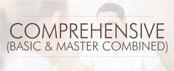 comprehensive esthetics program